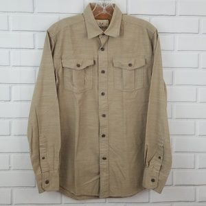 Outdoor Life Cotton Button Down Shirt